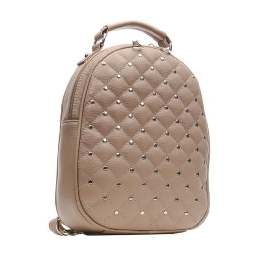 ryukzak tiffany kapuchino gladkij chic a loco model 297 sku 297.3 8 570x570 - Рюкзак Tiffany - Капучино Гладкий [Модель 297]